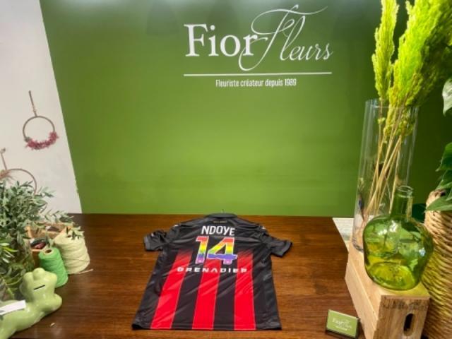 Fior Fleurs s'engage contre l'homophobie en participant a une vente aux enchères