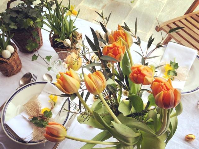Une Pâques fleurie avec Fior Fleurs! Laissez-vous inspirer par nos fleurs printanières